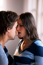 romantic sexual action with