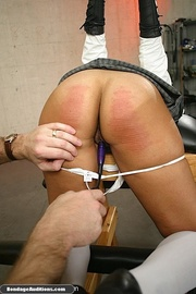 kinky pussy treatment for
