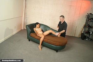 She just loves to feel the pain on her t - XXX Dessert - Picture 5