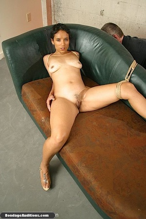 She just loves to feel the pain on her t - XXX Dessert - Picture 6