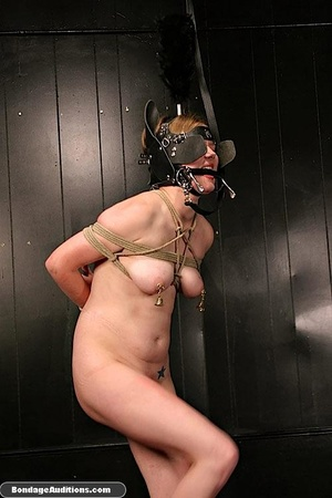 Young chick gets used and abused by her  - XXX Dessert - Picture 10