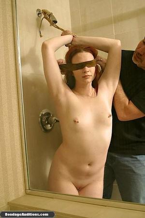 Blindfolded Bitch Enjoys Some Rough Sex Xxx Dessert Picture 3