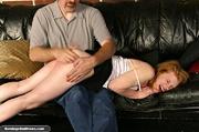 lady sucks black dildo