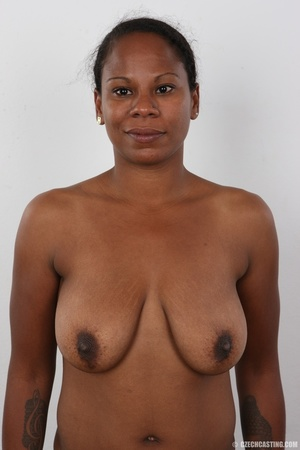 Ebony miss with floppy tits has an aesth - XXX Dessert - Picture 7