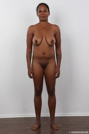Ebony miss with floppy tits has an aesth - XXX Dessert - Picture 13