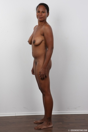 Ebony miss with floppy tits has an aesth - XXX Dessert - Picture 14