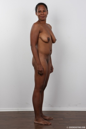 Ebony miss with floppy tits has an aesth - XXX Dessert - Picture 15