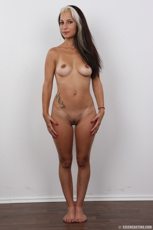Edgy girl has hot tan lines under design - XXX Dessert - Picture 16