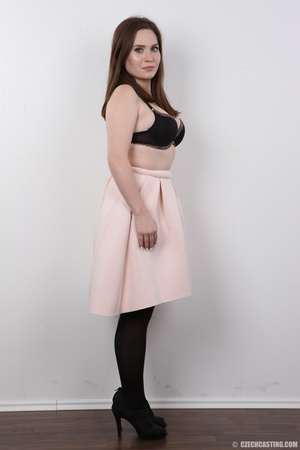 Radiant young lady with a real body is p - XXX Dessert - Picture 2