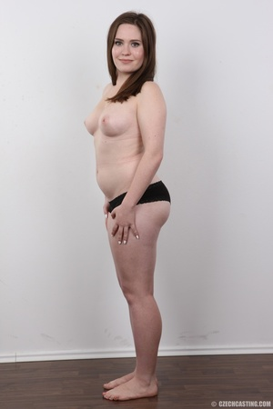 Radiant young lady with a real body is p - XXX Dessert - Picture 9