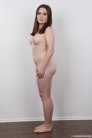 Radiant young lady with a real body is p - XXX Dessert - Picture 12