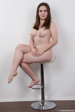 Radiant young lady with a real body is p - XXX Dessert - Picture 15