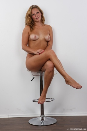 Fresh-faced teen with a hot tan poses se - XXX Dessert - Picture 21