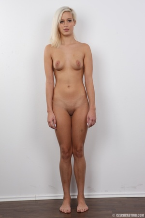 Bleach blonde with small tits and white  - XXX Dessert - Picture 13