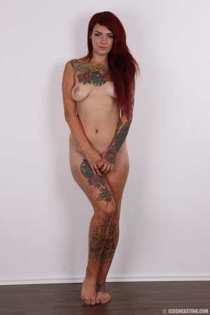 Hot body, mostly covered in ink, is auth - XXX Dessert - Picture 14