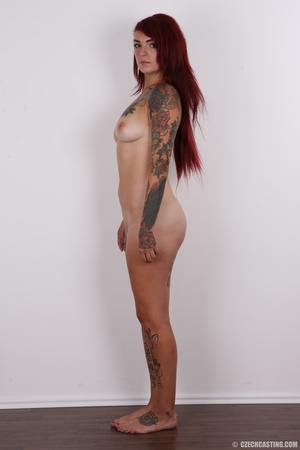 Hot body, mostly covered in ink, is auth - XXX Dessert - Picture 15