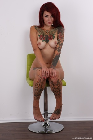 Hot body, mostly covered in ink, is auth - XXX Dessert - Picture 19