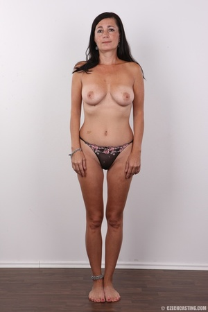 Superb Amateur Czechcasting Model Veronika Missing Galle Photos 1
