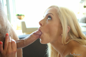 Tattooed blonde slut gets her pussy fuck - XXX Dessert - Picture 3