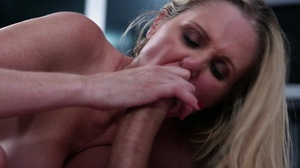 Horny blonde MILF enjoys getting nailed  - XXX Dessert - Picture 12