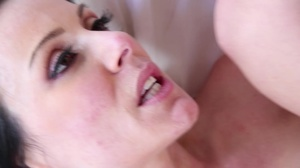 Passionate MILF with a curvy body rides  - XXX Dessert - Picture 18