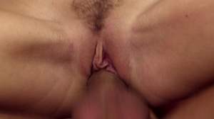 Long haired ginger lady gets fucked hard - XXX Dessert - Picture 12