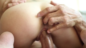 Long legged MILF slut gets nailed by a y - XXX Dessert - Picture 16