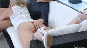 Blonde slut with big titties rides young - XXX Dessert - Picture 6