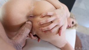 Blonde slut with big titties rides young - XXX Dessert - Picture 14