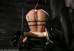 blonde, bondage, hardcore, rough sex