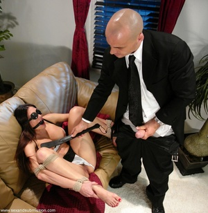 Serious man loves to fuck in the pervert - XXX Dessert - Picture 9