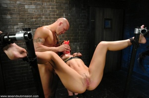 Bald master shares his sexual experience - XXX Dessert - Picture 15
