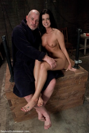 Brunette doesn't know what kind of fun s - XXX Dessert - Picture 18