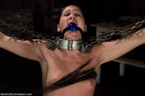 Hanged upside down cutie can't wait to f - XXX Dessert - Picture 12
