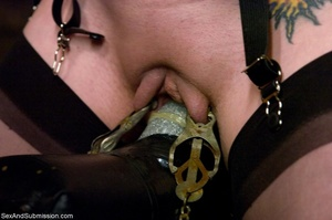Redhead with awesome forms becomes the s - XXX Dessert - Picture 7