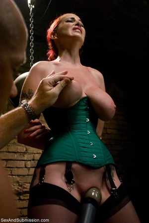 Redhead with awesome forms becomes the s - XXX Dessert - Picture 11