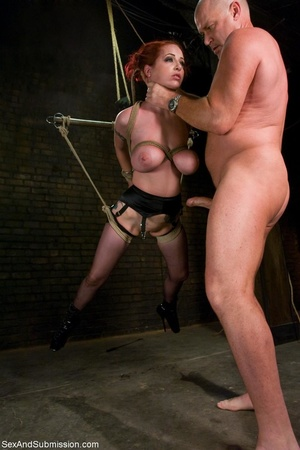 Redhead with awesome forms becomes the s - XXX Dessert - Picture 13