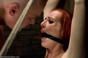 Redhead with awesome forms becomes the s - XXX Dessert - Picture 16
