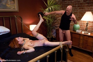 Bald master and accomplice double penetr - XXX Dessert - Picture 13