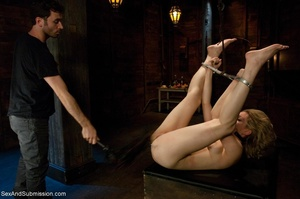 Pale-skinned victim wasn't ready for suc - XXX Dessert - Picture 11