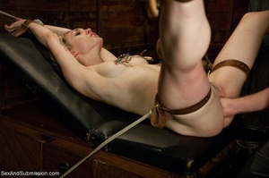 Pale-skinned victim wasn't ready for suc - XXX Dessert - Picture 17