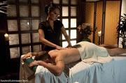 gorgeous asian masseuse was