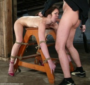 babe pounded the different