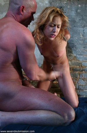 19 year old blondie gets fucked so hard by a experienced dude - XXXonXXX - Pic 10