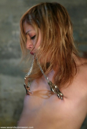 19 year old blondie gets fucked so hard by a experienced dude - XXXonXXX - Pic 12