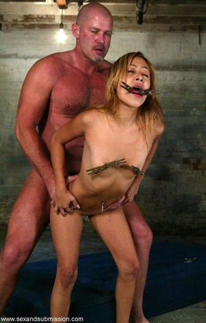 19 year old blondie gets fucked so hard by a experienced dude - XXXonXXX - Pic 16
