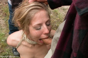 Young girls get dirty during kinky rough - XXX Dessert - Picture 5