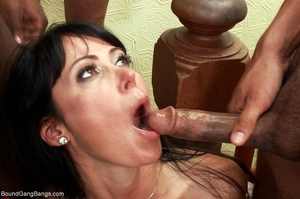 Long-haired MILF's beautiful pussy and a - XXX Dessert - Picture 9