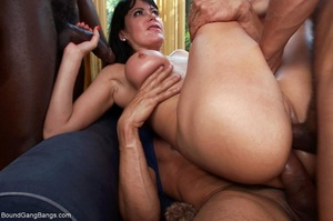 Long-haired MILF's beautiful pussy and a - XXX Dessert - Picture 14