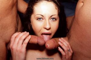 Sweet brunette slut loves to strip to ta - XXX Dessert - Picture 8